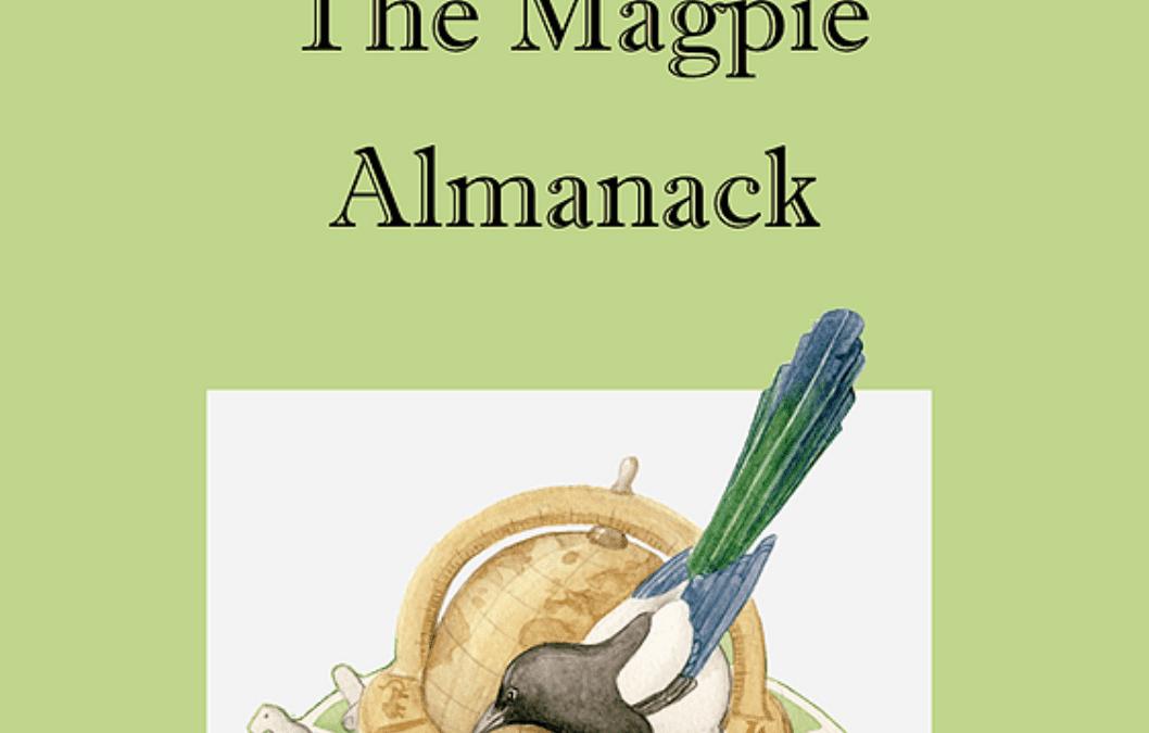 Carla Scarano D'Antonio reviews 'The Magpie Almanack' by Simon Williams