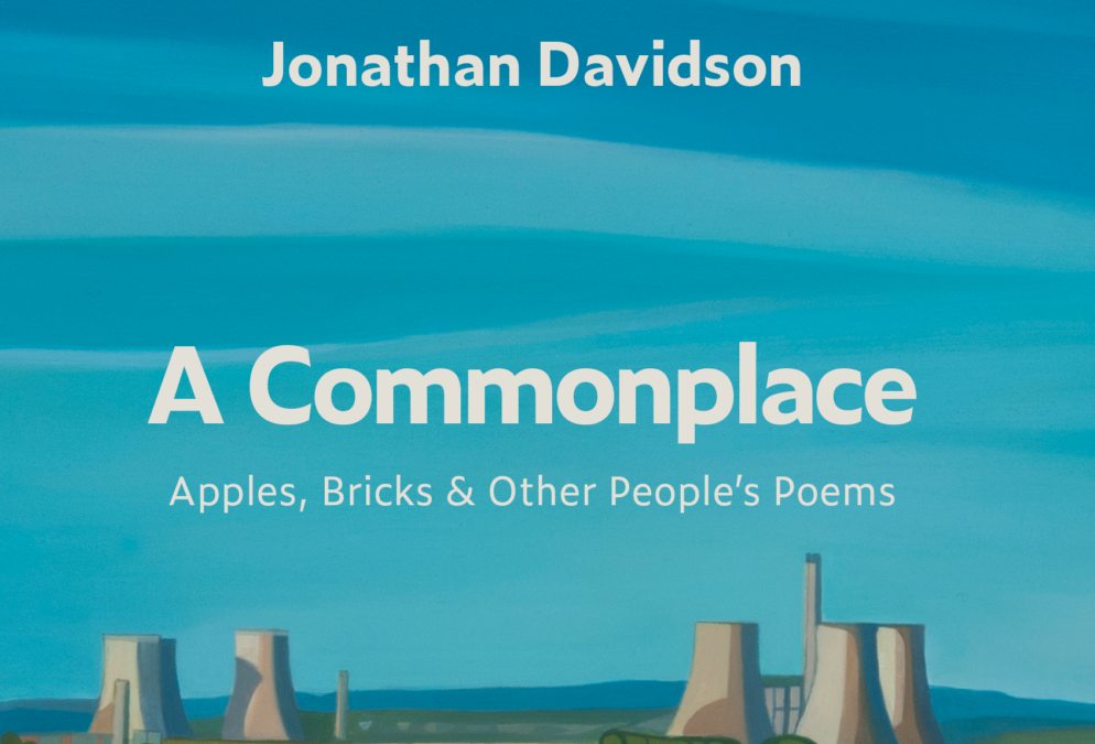 David Clarke reviews 'A Commonplace' by Jonathan Davidson