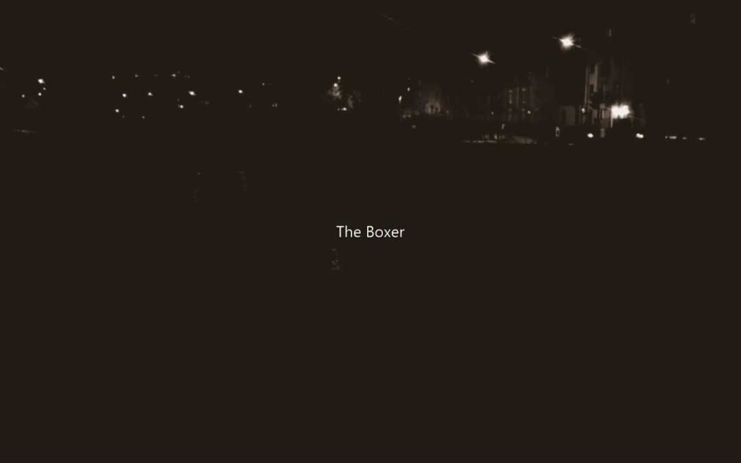 The Boxer by Tom Stockley