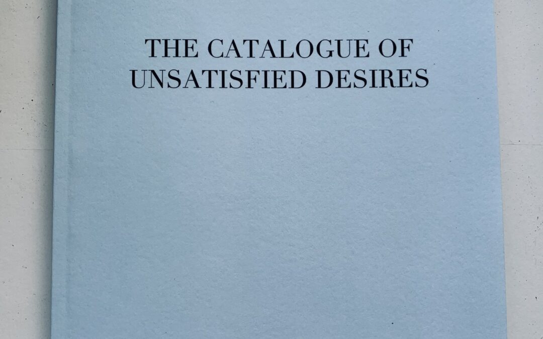 Rachael Smart Reviews The Catalogue of Unsatisfied Desires by Isabella Streffen